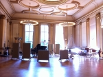 A six-hour recording session in the Siemens Villa, Berlin